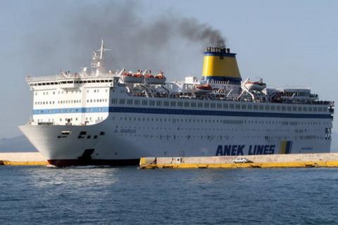 В Греции обнаружили коронавирус на судне с украинцами в экипаже
