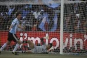ЧМ-2010: Хет-трик Игуаина. Аргентина громит Южную Корею