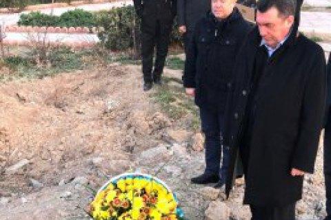 Глава РНБО Данілов обговорює в Ірані розслідування збиття літака МАУ