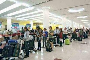 Украинцы застряли в аэропорту Дубай