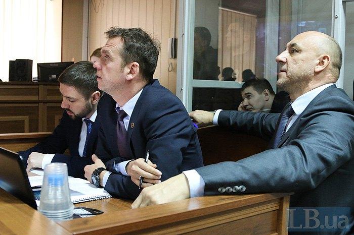 Адвокати беркутівців