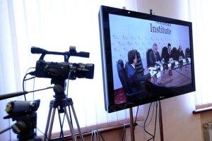 """Онлайн-трансляция круглого стола """"Закон о выборах депутатов Украины – шаг к демократии?"""""""