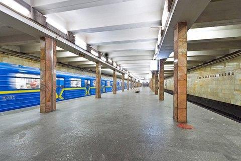 Київрада виділила 9,5 млн гривень на проектування метро на Троєщину