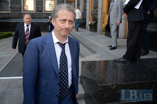Владимир Немировский, губернатор Одесской области