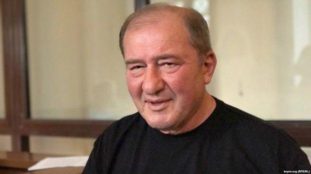 Ильми Умеров в суде, 20 сентября 2017 года