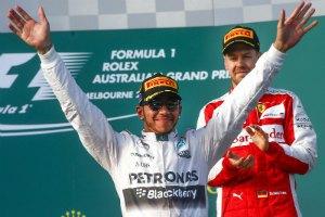Хэмилтон выиграл первую гонку сезона в Ф-1