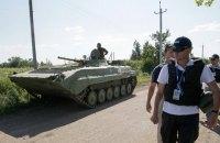 Украина рассчитывает на 20 тысяч человек в составе полицейской миссии ОБСЕ