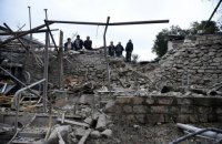 Российские миротворцы уже отправились в Нагорный Карабах