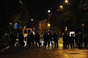 Уличные беспорядки в Англии не прекращаются