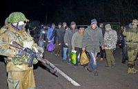 Боевики анонсировали на субботу обмен пленными