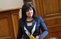 Спикер парламента Болгарии попала в ДТП