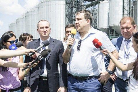 Міністр АПК і Саакашвілі домовилися про співпрацю