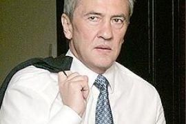 Черновецкий пришел на заседание своего штаба без маски