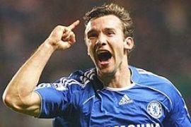 Андрея Шевченко считают одним из лучших футболистов мира