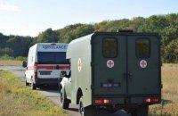 Поранені під час атаки у Луганській області українські військові готуються до евакуації, загрози їхньому життю немає