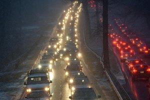 Дорожные пробки обошлись американцам в $121 млрд