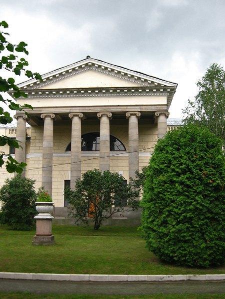Великолепный дворец Станислава Феликса Потоцкого в Тульчине