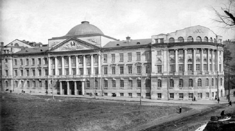 Корпус Украинской сельскохозяйственной академии, архив