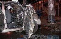 В ночном ДТП на Подоле погиб молодой мужчина