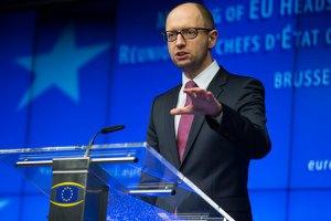 Яценюк: Россия будет мстить Украине из-за санкций