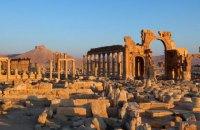 """Бойовики """"Ісламської держави"""" замінували стародавню Пальміру"""