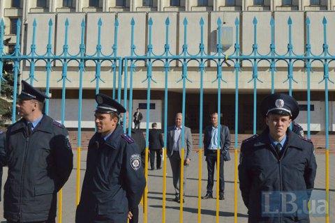 ЦИК просит Раду определить районы Донбасса, где выборы не состоятся