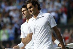 Битву Федерера і Джоковича на Вімблдоні визнали найкращим матчем року