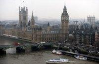 """Палата представників Великобританії призначила дебати з приводу """"Брекзиту"""""""