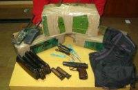 Боевики хотели взорвать крупный арсенал оружия на Донбассе