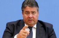 Вице-канцлер Германии выступил за постепенное снятие санкций с России