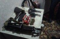 СБУ задержала торговцев оружием в Полтавской области