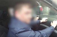 НАБУ выложило скрытую съемку по задержанному на крупной взятке СБУшнику
