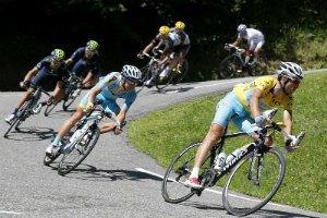 """Нібалі виграв """"Тур де Франс"""""""