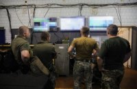 """""""Ми оснастили системою відеоспостереження 42 кілометри лінії фронту"""", – Порошенко"""