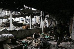 Бойовики мають намір узяти аеропорт, прикриваючись місією ОБСЄ, - прес-центр АТО