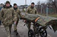 Тела погибших боевиков передали в ОРДЛО