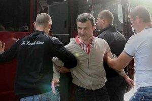Осужденного в Беларуси украинца освободили