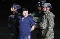 """В Мексике похитили сына наркобарона """"Эль Чапо"""""""