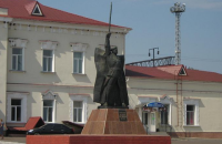 В Подольске демонтировали памятник Котовскому