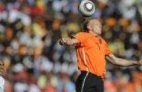 ЧМ 2010: Блеклая игра голландцев в атаке, неудачная игра датчан во втором тайме