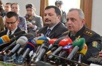 Тольяттинских спецназовцев доставили в Киев