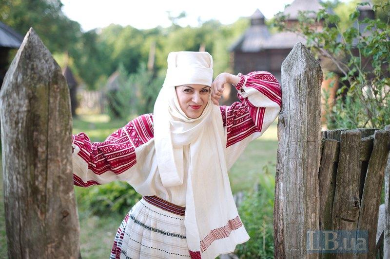 Редакторка новинної стрічки Тетяна Матяш у строї