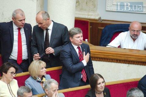 Партия Порошенко обвинила Зеленского в попытке узурпировать власть