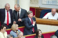Партія Порошенка звинуватила Зеленського в спробі узурпувати владу