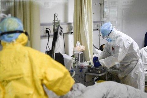 В Киеве за сутки обнаружили 655 больных коронавирусом, умерли 25 человек