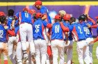 Половина бейсбольної збірної Куби втекла під час молодіжного чемпіонату світу