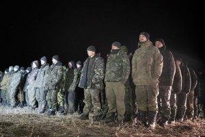 Из плена боевиков освобожден майор ВСУ