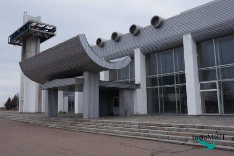 В Черкасском аэропорту хотят срезать асфальт для погашения долгов по зарплате