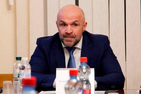 """Главу Херсонского облсовета Мангера исключили из """"Батькивщины"""""""
