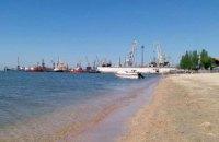 У морі в Бердянську виявили інфекцію, рекомендують не купатися